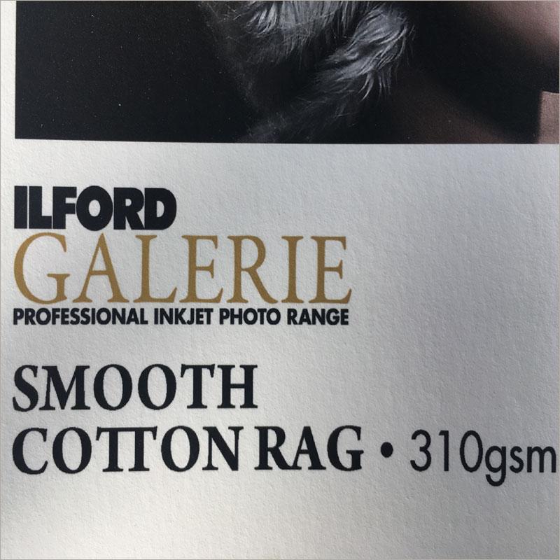 Smooth Cotton Rag